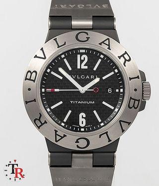 Reloj Bulgari Titanium