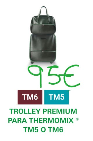 Troley Premium Thermomix TM5/ TM6