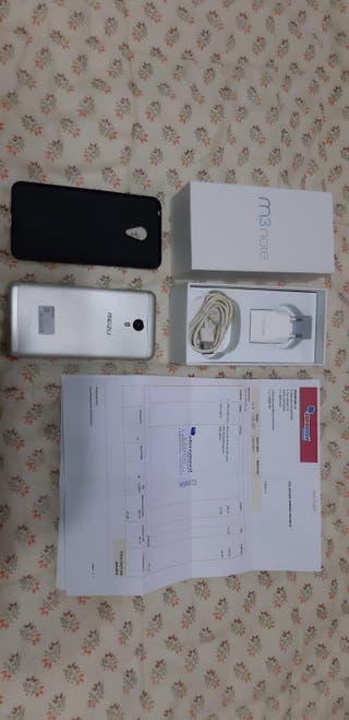 movil Meizu M3 Note 3GB/32GB Gris Libre