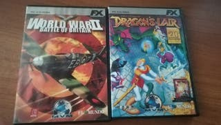 2 videojuegos para pc