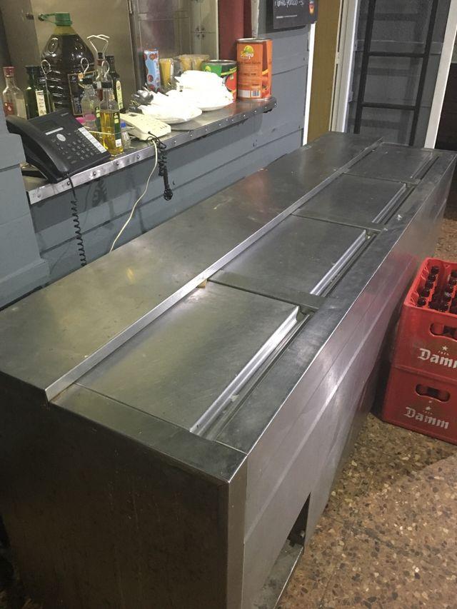 Cámara frigorífica de 4 puertas