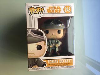Funko pop Star Wars Tobias Beckett