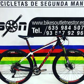 Bicicleta Scott scale 930 carbon 29