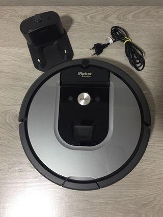 Irobot roomba 960 con garantía