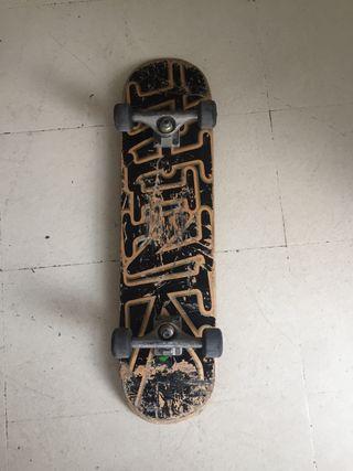 Skate completo para bowl y street