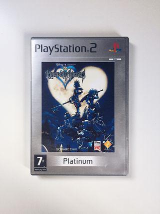 Kingdom Hearts 1 - PS2