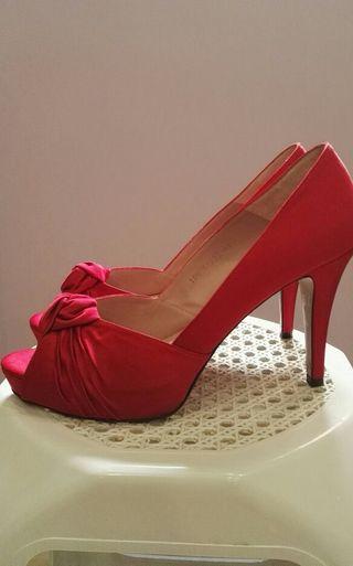 Zapatos tacón mujer marca Gloria Ortiz