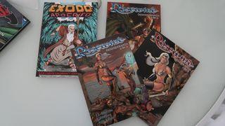 Lote comics varios español