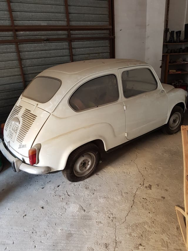 SEAT 600 1966
