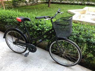 Bicicleta sencilla paseo mujer