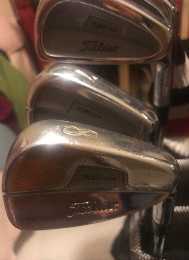 Palos de golf - set de hierros