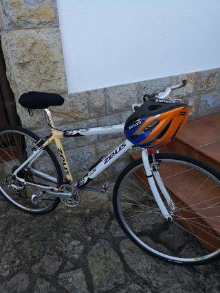 Bicicleta ZEUS de aluminio!! OPORTUNIDAD