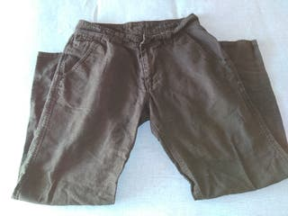 Pantalón de vestir de hombre talla 40