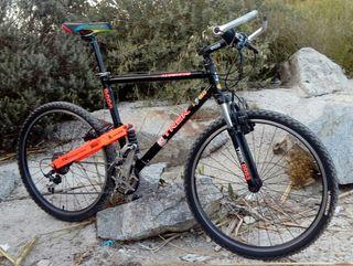 bicicleta mtb trek 9000 clasica