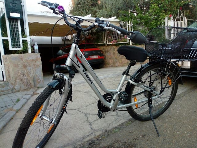 Bicicleta Trek Shift 2