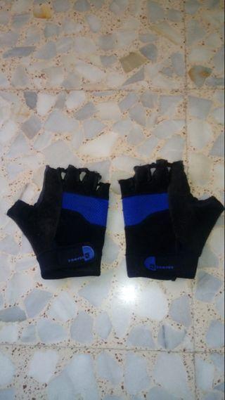 guantes pesas NUEVO