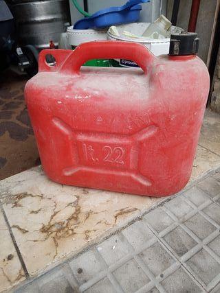 deposito para gasolina