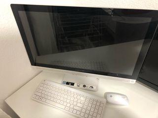 Ordenador HP todo en uno HP 24-B204NS