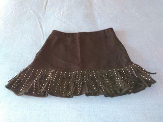 Falda de niña talla 7-8