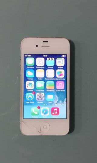 iPhone 4.....