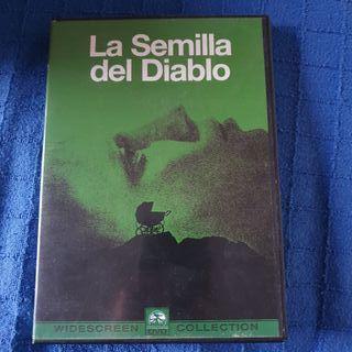 La Semilla del Diablo DVD
