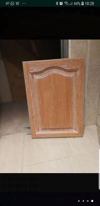 puertas de cocina en Empuriabrava