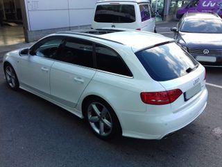 Audi A4 2.0 TDI 143 Multitronic