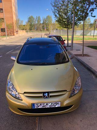 Peugeot 307 ,7plazas 2003