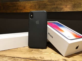 iPhone X 256G IMPECABLE con extras