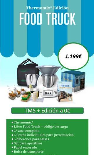 termomix TM5 sin estrenas