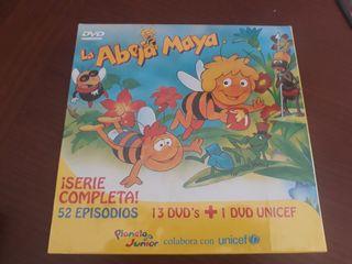 SERIE COMPLETA LA ABEJA MAYA dvd