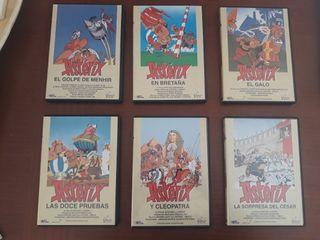 dibujos Asterix dvd