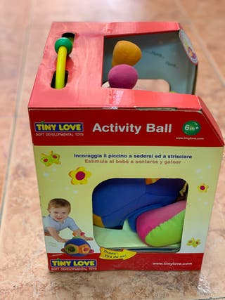 Centro actividades y estimulación bebé nuevo