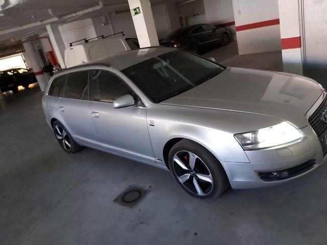Audi A6 Avant 3.2 Automatico 2005