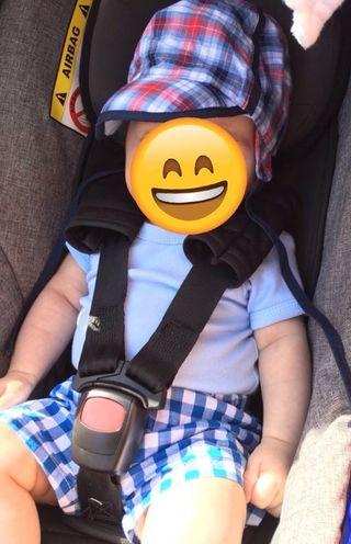 Gorro bebe 6 - 9 meses