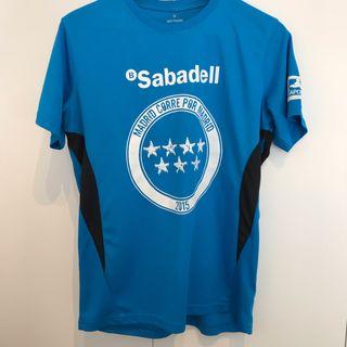 Camisetas técnicas running