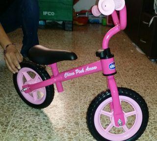 Bicicleta chicco bebé