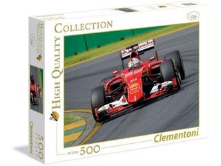 Puzzles de Los Simpsons, Formula 1 y Spiderman