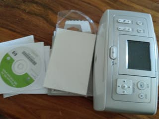Impresora portátil fotos HP photosmart 375