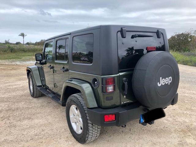Jeep Wrangler 2009