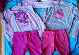Lote ropa niña 3/4 años