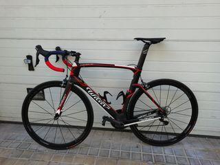 bicicleta carbono wilier