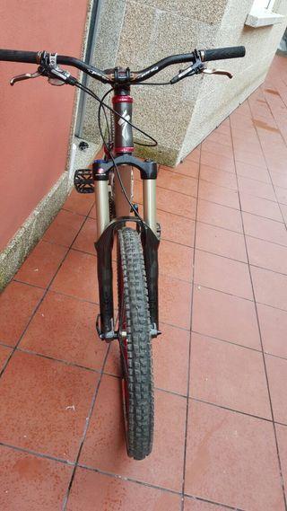 Bicicleta Specialized demo 8 de descenso
