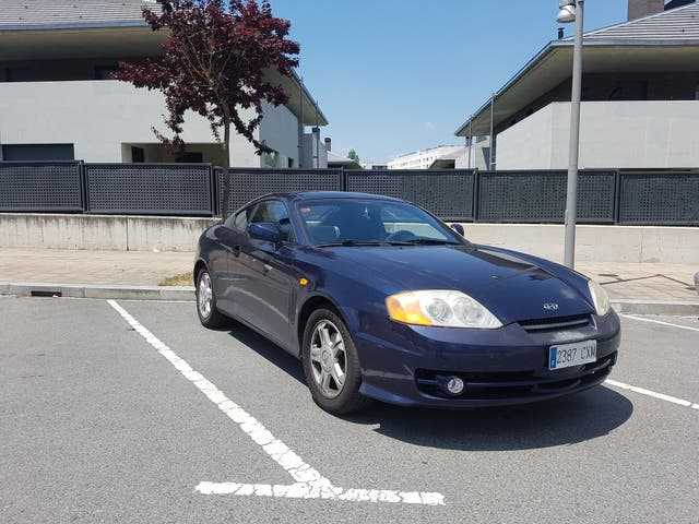 Hyundai Coupe 2003