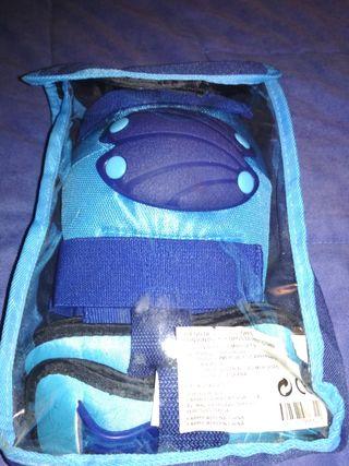 Kit de protecciones niño