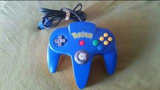 Mando Edición Pokemon ( Nintendo 64)