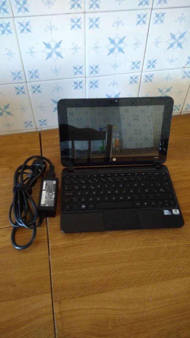 portatil HP MINI DEFECTUOSO