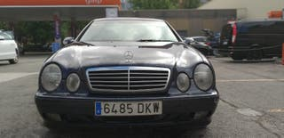 Mercedes-Benz CLK 2000 Elegance
