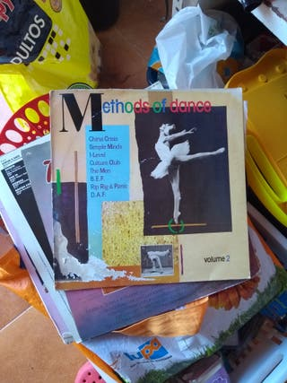 lote de 30 discos antiguos , variados
