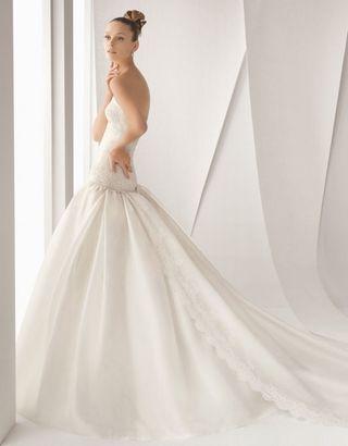 Vestidos de novia descatalogados madrid